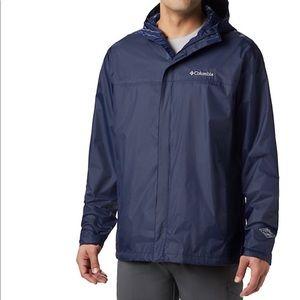 Men's, Columbia rain jacket
